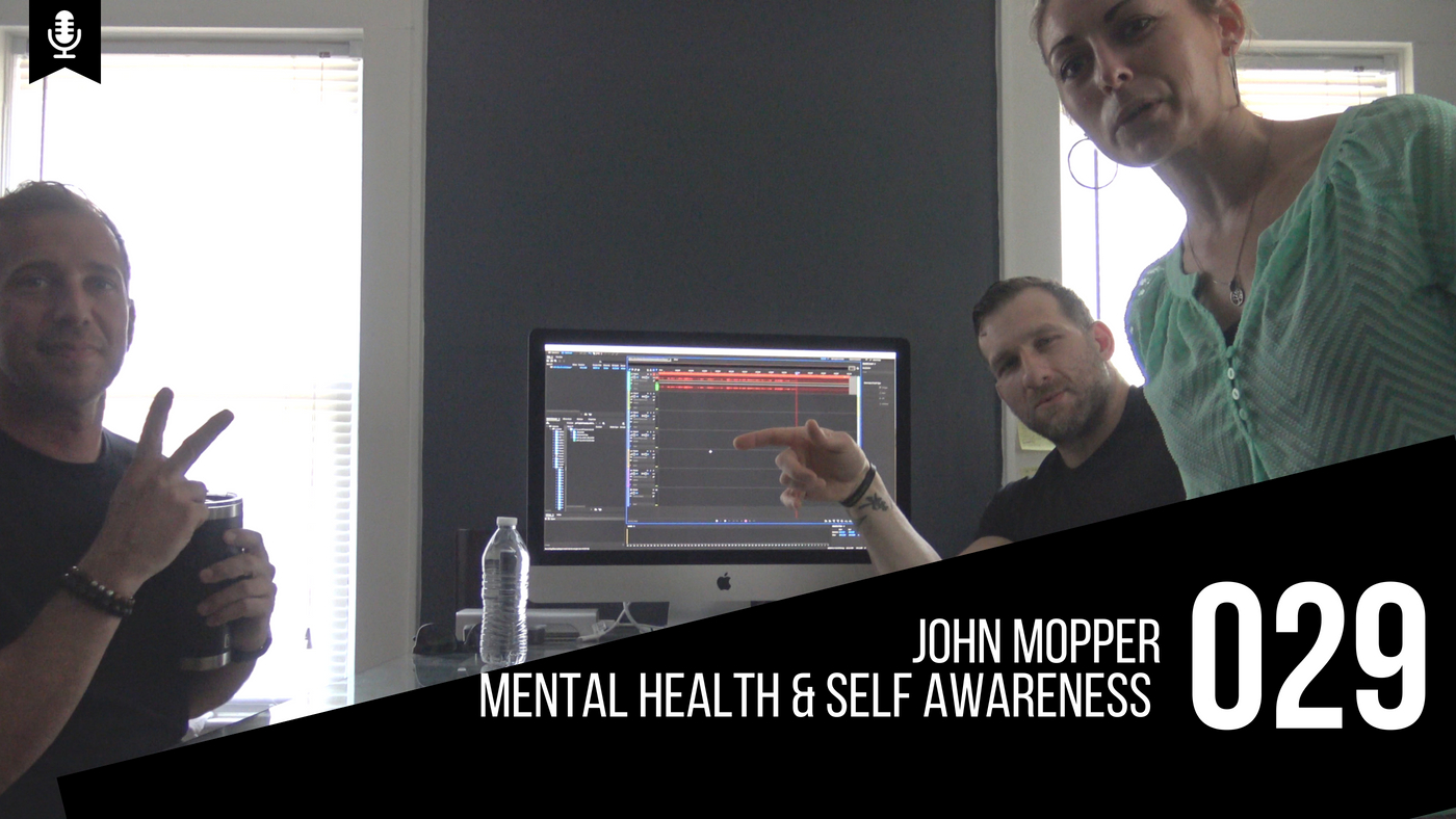 #29 Mental Health and Self Awareness