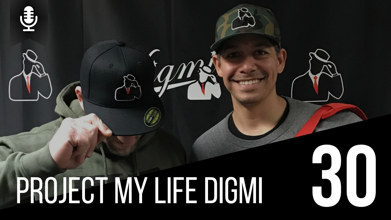 Project my life Ray Digmi podcast