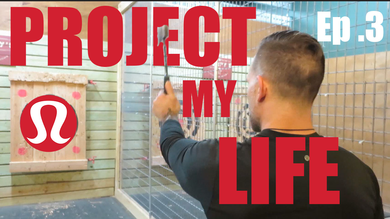 Anthony Monetti project my life episode 3